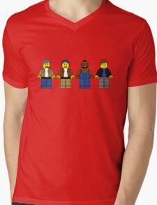 The L Team Mens V-Neck T-Shirt