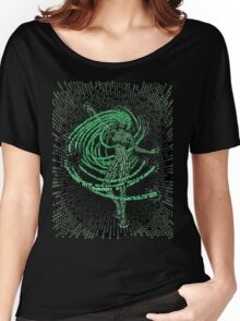Guardian of the Data Stream Women's Relaxed Fit T-Shirt