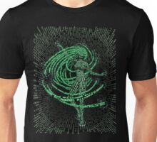 Guardian of the Data Stream Unisex T-Shirt