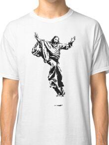 Ollie Christ (black on light tee) Classic T-Shirt