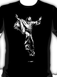Ollie Christ (white on dark Tee) T-Shirt