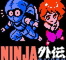 Ninja Gaiden by Lupianwolf