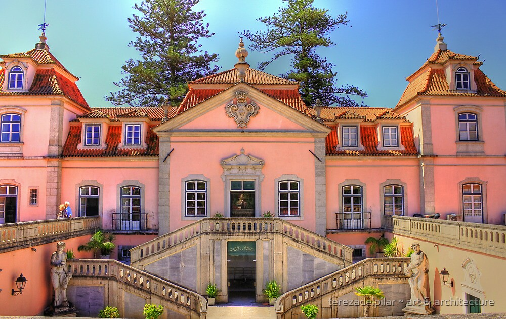 Oeiras Palace by terezadelpilar ~ art & architecture