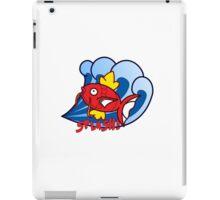 Magikarp Splash! iPad Case/Skin