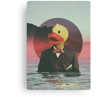 Rubber Ducky Canvas Print