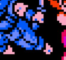 Ninja Gaiden (sticker) - NES Sprite Sticker