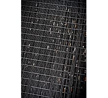 Grate Butts Photographic Print