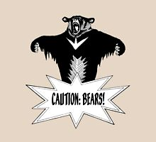 Steel Ball Run - Caution: Bears ! T-Shirt