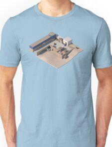 de_dust2 A Site CSGO Unisex T-Shirt