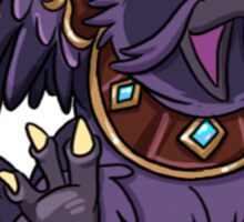 Night Elf Flight Form Sticker Sticker