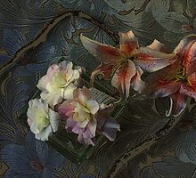The Begonia Brocade by Michael May