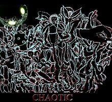 Chaotic by Debbie  Jones