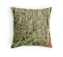 Aussie Nature Throw Pillow