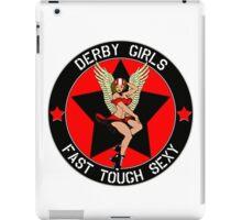DERBY GIRLS iPad Case/Skin