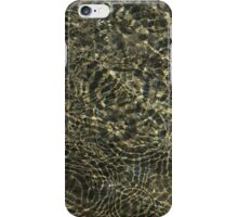 Whimsical, Sparkling Water Play iPhone Case/Skin