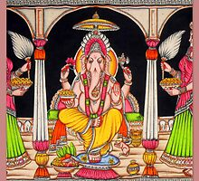 Ganesha  by ©The Creative  Minds