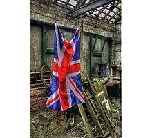 Workshop Patriotism Photographic Print