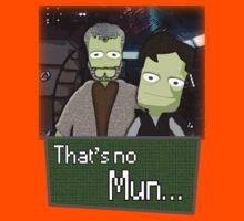That's No Mun - KSP Kids Tee