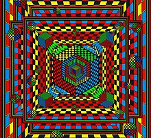 Eye Candy Op aRt by GUS3141592