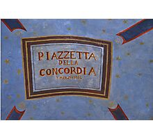 La Plaza Photographic Print