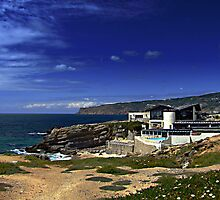 Cabo da Roca and Serra de Sintra by BaZZuKa