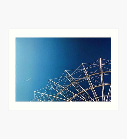 """Flying Objects"" Art Print"