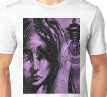Cluster Migraine (Purple Edition) Unisex T-Shirt