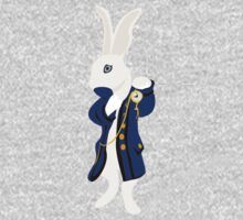 Time Watcher Rabbit One Piece - Long Sleeve