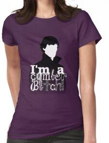 I'm A Cumberbitch Womens Fitted T-Shirt