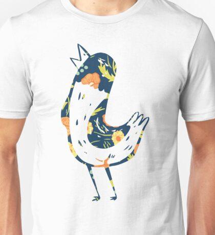 Hank Floral The Wonder Years Unisex T-Shirt