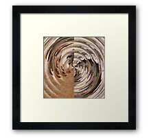 Blackhole Bias Framed Print