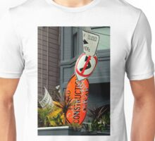 That's The Signpost Up Ahead... Unisex T-Shirt