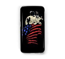 Funny valentine's patriotism Samsung Galaxy Case/Skin