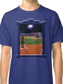 Dr. Who's on First Base Classic T-Shirt