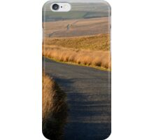 Winding roads in the Yorkshire Dales iPhone Case/Skin
