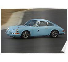 1969 Porsche 911S Poster