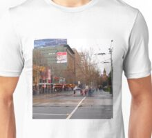 A rainy day in Melbourne VIC Australia  Unisex T-Shirt