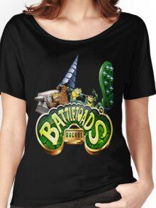 BattleToads Arcade Women's Relaxed Fit T-Shirt