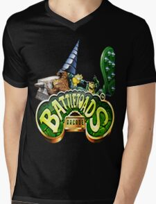 BattleToads Arcade Mens V-Neck T-Shirt