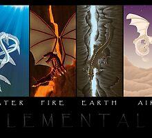 Elementals - Small by KittenPokerUK