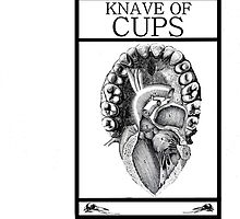 Knave of Cups by Peter Simpson
