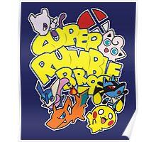 Super Rumble Bros. Poster