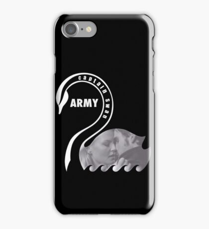 Once Upon a Time Captain Swan iPhone Case/Skin