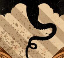 Dragon Heraldry Sticker