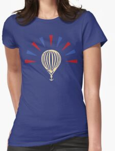 Modest Mouse balloon Womens Fitted T-Shirt