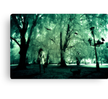 Last Song Canvas Print