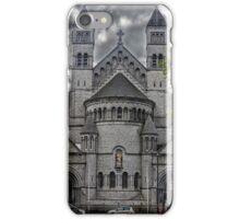 Saint John Berchmans Church Brussels iPhone Case/Skin