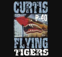 flying tigers by redboy