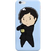 Tiny Chiyo 01 iPhone Case/Skin