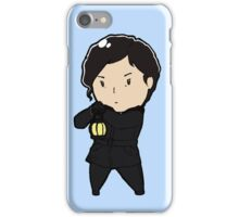 Tiny Chiyo 01 iPhone Case/Skin